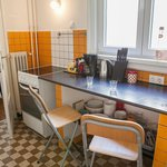 Retro Apartment kitchen