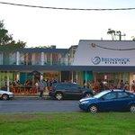 Motel & restaurant