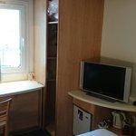 Ibis Newcastle room