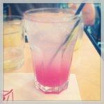 Pink lemonade was SO good!