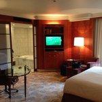 huge guest room