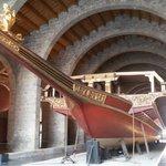 Galea reale di Don Giovanni d'Austria (riproduzione)