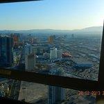 Vista da torre do Hotel