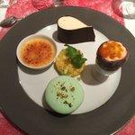 LES desserts !