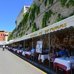 Restaurante Es Forat en la comida
