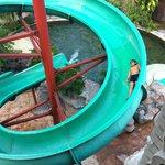 Slide - water park
