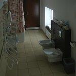 interesting bathroom