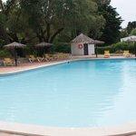 Zwembad van Quinta da balaia