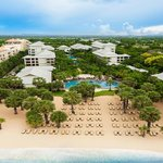 Ravindra Beach Resort & Spa - Aerial Shot