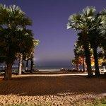 Beach @ night