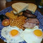 Large Breakfast at Coliseum Picture Theatre