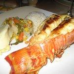lobster meal a la carte