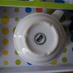Чашка за 10 фунтов