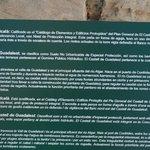 Información sobre el pantano