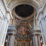 sant'ignazio - abside e finta cupola