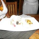 Extra zubereitet von Novi, laktosefreies Dessert!