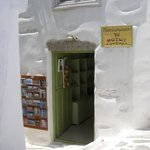 Small shops with local products