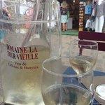 традиционное le vin blanc