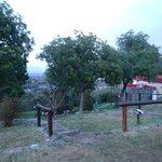 Parque del complejo