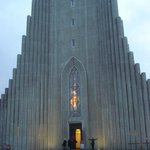 It's a pretty big church!