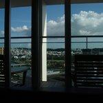 部屋からの眺め(2)