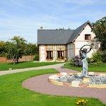 Struttura case tipiche dell'alta Normandia