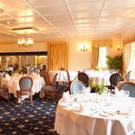 Private Dining in the Boardroom