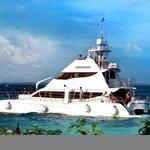 Luxury yacht Bolder Won