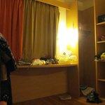 bancada do quarto, muito utilizada rsrs