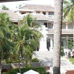 Main hotel house