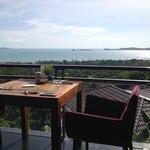 View from Ubuntu restaurant