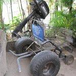 El Oasis del Holi - dune buggy