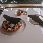 dessert chataigne amandes noisettes panna cota