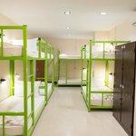 12-Bed Mixed Dorm