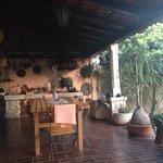 Terrasse, cuisine et jardin