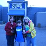 At Bubba's with Family from Ohio