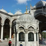 Bluer than the Blue Mosque!