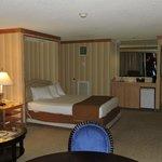 Chambre 2275-A avec 1 lit queen