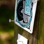 Bay Circuit Trail sign