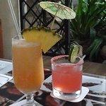 Cocktails servis à volonté, avec modération bien sur