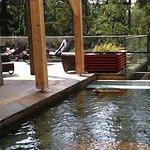 Outdoor Japanese Baths