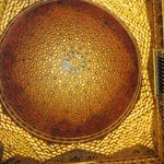 Dome in Alcazar Hall of the Ambassadors