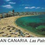 Playa de Las Canteras - Las Palmas - Gran Canaria