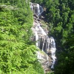 Many fun things to do in our area- Whitewater Falls, Nantahala National Forest.