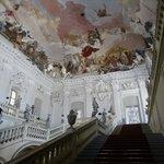 La Residenz a Würzburg