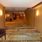 Corridor to the lobby