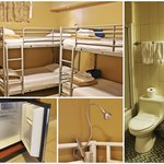 4 Bed Mixed Dorm