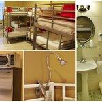 8 Bed Mixed Dorm
