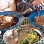 reindeer stew and elk stroganoff