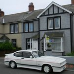 1983 Capri Tickford at Ugiebrae House